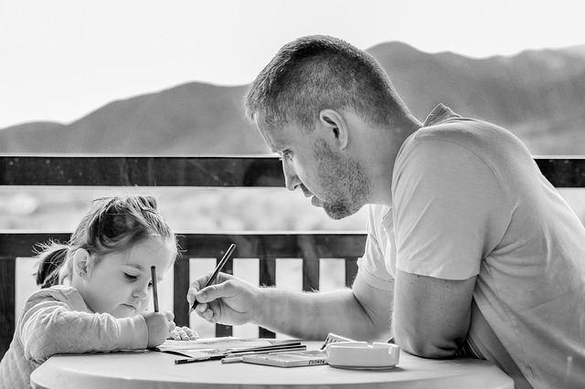 Vytvorte harmonické porozumenie medzi otcom a dieťaťom