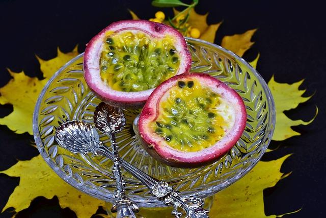 Marakuja – exotické vitamínové pokušenie