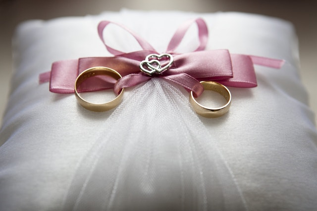 svadobné obrúčky