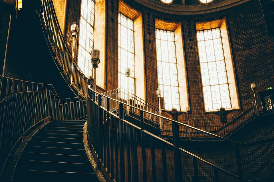 schody, schodisko